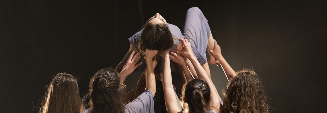 Imagen de cabecera para la Escuela de Danza